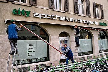 Storen Reparatur-Service im Aargau seit 1997